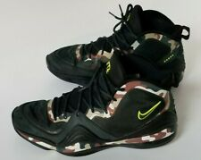 more photos 91dfb 92fd0 Nike Rare NBA Air Penny V 5 Camo Black Spruce Men s Basketball Shoes  628569-307