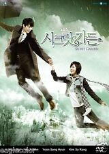 Secret Garden Korean Drama (5DVDs) Excellent English & Quality!