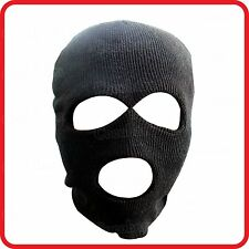 BALACLAVA ROBBER CS SKI MOTORCYCLE PAINTBALL QUAD SWAT HOOD FACE MASK BEANIE HAT
