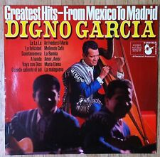 DIGNO GARCIA & THE CARIOS Greatest Hits - From Mexico To Madrid LP/GER