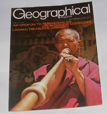 THE GEOGRAPHICAL MAGAZINE - LIFE IN CHINESE COMMUNES - FEBRUARY 1971