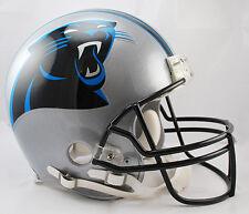 CAROLINA PANTHERS NFL Riddell VSR-4 ProLine Full Size AUTHENTIC Football Helmet