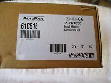 NIB Reliance 12-24V AC/DC Input Module        61C516