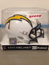 Los Angeles Chargers Speed Mini Football Helmet- New