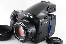 [Excellent-] Mamiya 645AF-D 2 Ⅱ Camera  80mm f/2.8 Lens 120 film Back (A65)