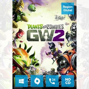 Plants vs. Zombies Garden Warfare 2 for PC Game Origin Key Region Free