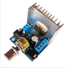 Board Amplifier DIY 2x15W Module Audio TDA7297 AC/DC Dual-Channel