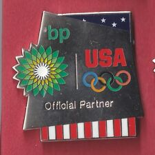 2012 BP London Olympic Pin Official Partner USA Rings