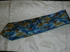 2004 Jerry Garcia California Mission Collection 38 Silk Tie