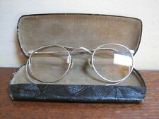 VIntage A/O American Optical Ful-Vue Wire Rimmed Eyeglasses