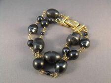Black Chain Fashion Bracelets