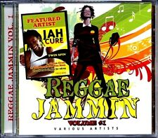 SEALED NEW CD Beres Hammond, Jah Cure, Terry Linen, Konshens, Etc. - Reggae Jamm