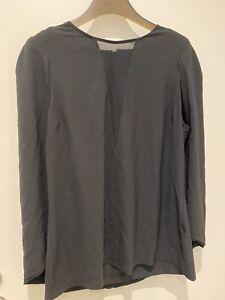 Women's Portmans Black Vest Capelet Top S16 Excellent condition, hardly worn