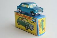Matchbox Lesney Superfast No 64 MG 1100 - Made In England - Boxed - (B16)