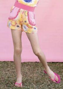 NWT Girls Matilda Jane Dream Chasers Little Miss Sunshine Shorts Size 6 NEW