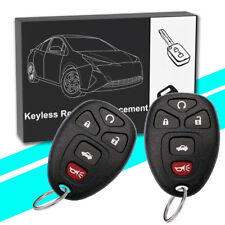 2 For 2005 2006 2007 2008 Pontiac Grand Prix Keyless Entry Remote Key Fob