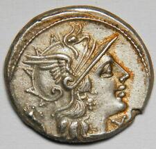 Roman Republic L. Cupiennius denarius 147 gVF [3.82 grams]