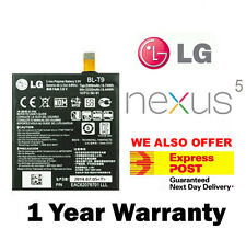 New Genuine Replacement Battery for LG Google Nexus 5 D820 D821 BL-T9 2300mAh