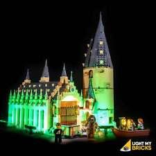 LIGHT MY BRICKS - LED Light kit for LEGO Hogwarts Great Hal 75954 Lego Light Kit