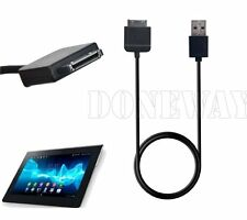 USB Data Sync Charging Cable Cord For Sony Xperia Tablet S SGPT121/122/131/132