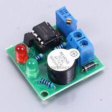 12V On-Board Battery Low Voltage Alarm Buzzer Under Voltage Protection Module