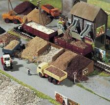 BUSCH HO scale ~ TEXTURED COBBLESTONE ROAD ~ flexible self-adhesive #7078