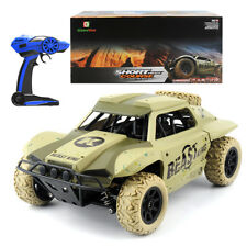 4Wd Realistic 1/18 Rc Car Rtr Racing Monster Truck Rock Crawler Off Road Vehicle
