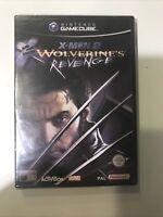 NINTENDO GAMECUBE - XMEN WOLVERINE'S REVENGE - NEW + SEALED - FREE UK POST