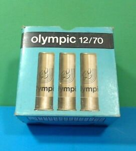 'RARE' OLYMPIC 1270 HUNTING CARTRIDGES BOX (empty)