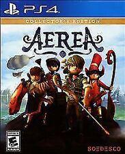 Aerea Collectors Edition - PlayStation 4 VideoGames