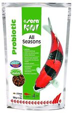 Sera Koi tutte le stagioni Probiotico 500 G Stagno Cibo
