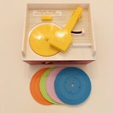 Fisher-Price Record Player Child Toy