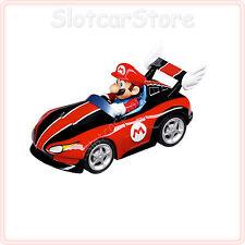 "Carrera GO 61259 Mario Kart Wii Wild Wing ""Mario"" 1:43 Slotcar Auto"