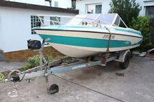 Sportboot Glastron SSV 173 + Heku-Trailer