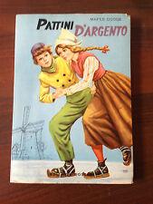 PATTINI D'ARGENTO - MAPES DODGE - ILLUSTRAZIONI DI MOLINO - 1954