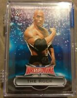 WWE 2016 Topps Road WrestleMania 30 Card Roster Insert Set The Rock Bella Paige