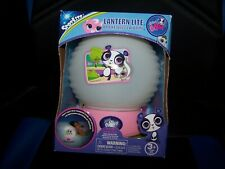 Littlest Pet Shop LPS Panda Bear Lantern Pink Night Light Desk Lamp Childrens