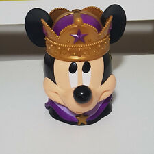 DISNEY MICKEY MOUSE REGAL MUG KIDS TOY! DISNEY ON ICE CUP ABOUT 13CM TALL!