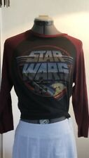 Star Wars Baseball T Shirt Fifth Sun Size S