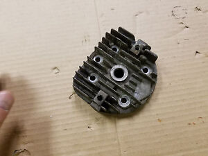 Tecumseh HSK600 TH098SA Two Cycle Snow Blower Engine Cylinder Head   250306