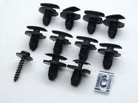 12 Teile Radkasten Repair Clips Radhausschale Citroen C3 C4 C5 Peugeot 207 307