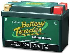 Battery Tender Lithium Iron Phosphate 12V 14AH 240CCA Replaces Yuasa YB9L-B
