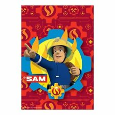 Amscan 9902179 Sam le Pompier Sacs À surprises