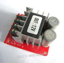 HRD DC-DC convertidor DC 48v 36v 24v 50v step down to 12v 3a switch Power módulo