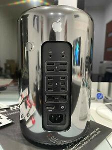 Apple Mac Pro 2013 6 Core 3.50GHz Xeon E5, 512Gb  SSD, 16GB Ram , D300 2gb