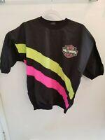 Safety Yellow Pocket Harley Davidson Dealer T-Shirt 30294081