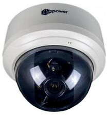 NDO-A22F-W 2MP Full-HD IP Indoor Dome Camera w/ 3.3~12mm VF Lens