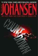 Countdown (An Eve Duncan Forensics Thriller), Iris Johansen, 0553803425, Book, G