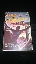 Le rayon fantastique 95/96 : Arthur C Clarke : La cité et les astres