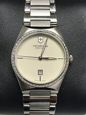 Ladies 241521 Victorinox Swiss Army Stainless Steel Watch